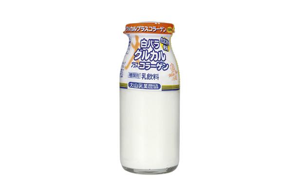 白バラ グルカルプラスコラーゲン