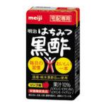 明治はちみつ黒酢 125ml